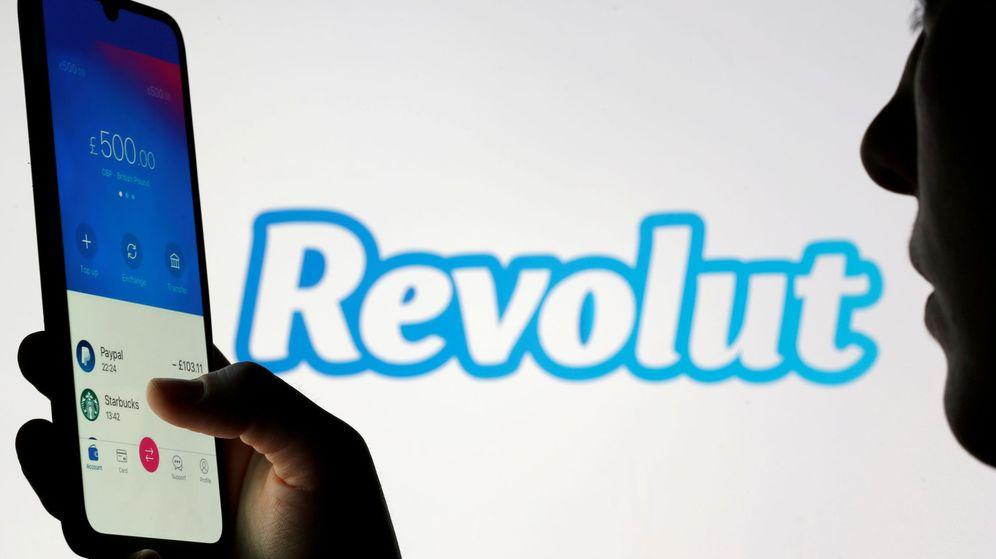 Foto: Logo de Revolut. (Reuters)