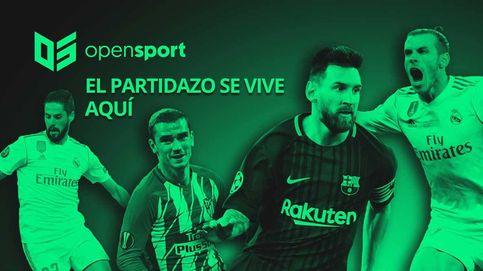 Guerra Telefónica-Opensport por el fútbol 'online'. ¿Por qué no puedes ver los partidos?
