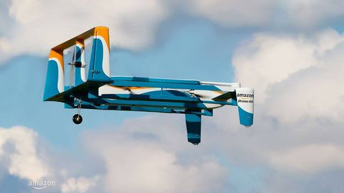 La entrega con drones de Amazon es real: así fue el primer envío a un cliente
