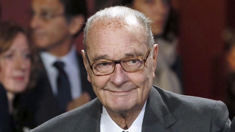 La vida de Jaques Chirac, en imágenes