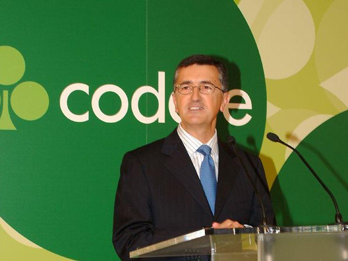 Foto: El expresidente de Codere José Antonio Martínez Sampedro.