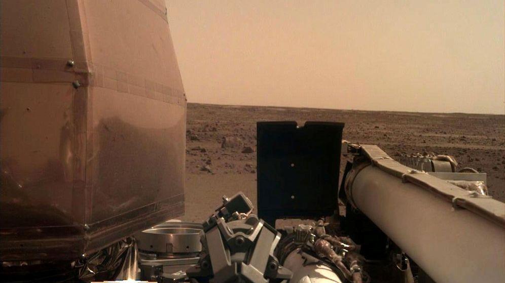 Foto: Los meteoritos que han llegado hasta la Tierra no serían representativos de todo el Planeta Rojo (NASA JPL-Caltech)