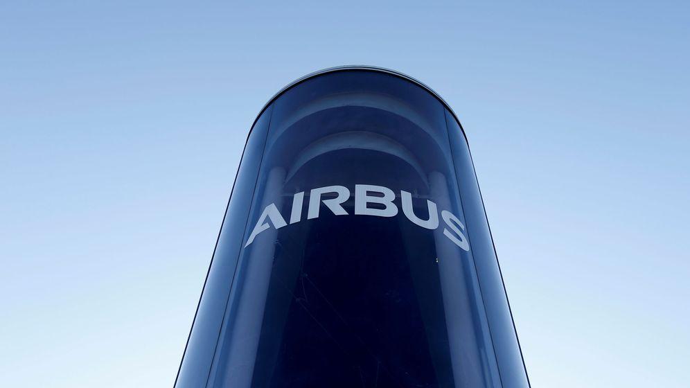 Foto: Logo de Airbus en la sede del grupo en Toulouse, Francia. (Reuters)