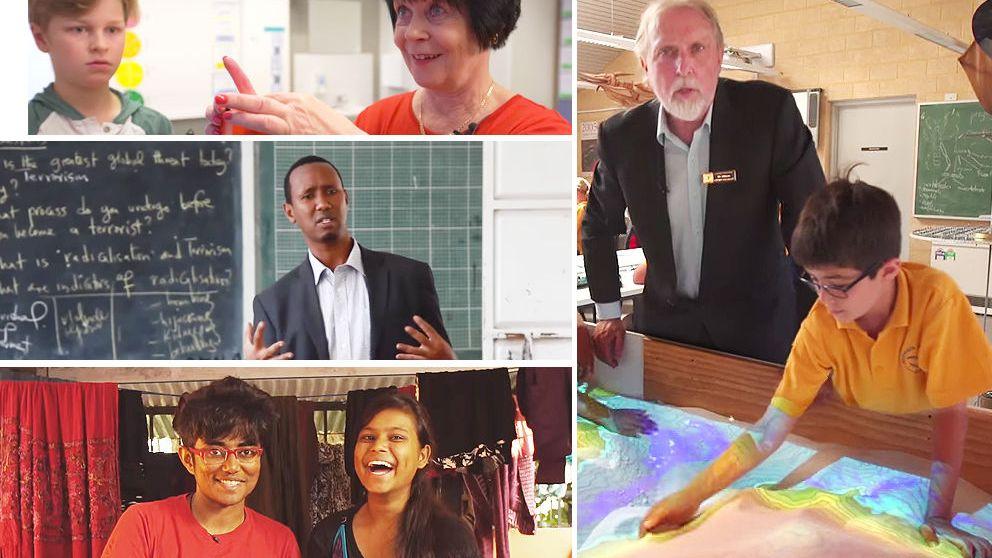 Los 10 mejores profesores del mundo