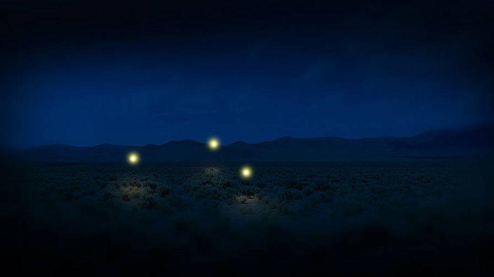 Foto: Extraterrestres, ovnis, espíritus... hay teorías para todos los gustos. (Flickr/Steve Baxter)