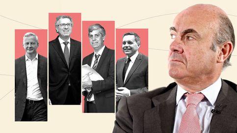Estos son los aspirantes a presidir el Eurogrupo (y por qué De Guindos no está entre ellos)
