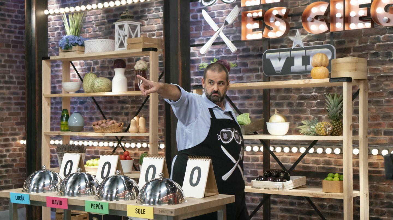 El chef David de Jorge. (Atresmedia)