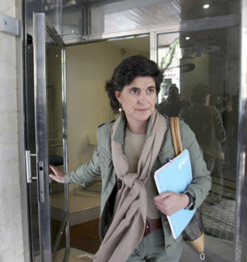 Foto: María San Gil decide no acudir al Congreso de Valencia