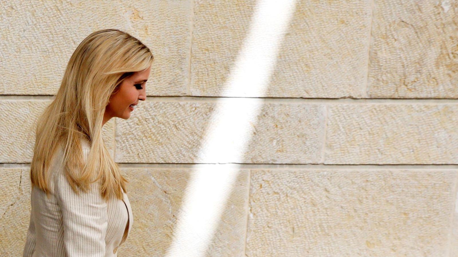 Foto: Ceremonia de inauguración de la embajada de EEUU en Jerusalén.