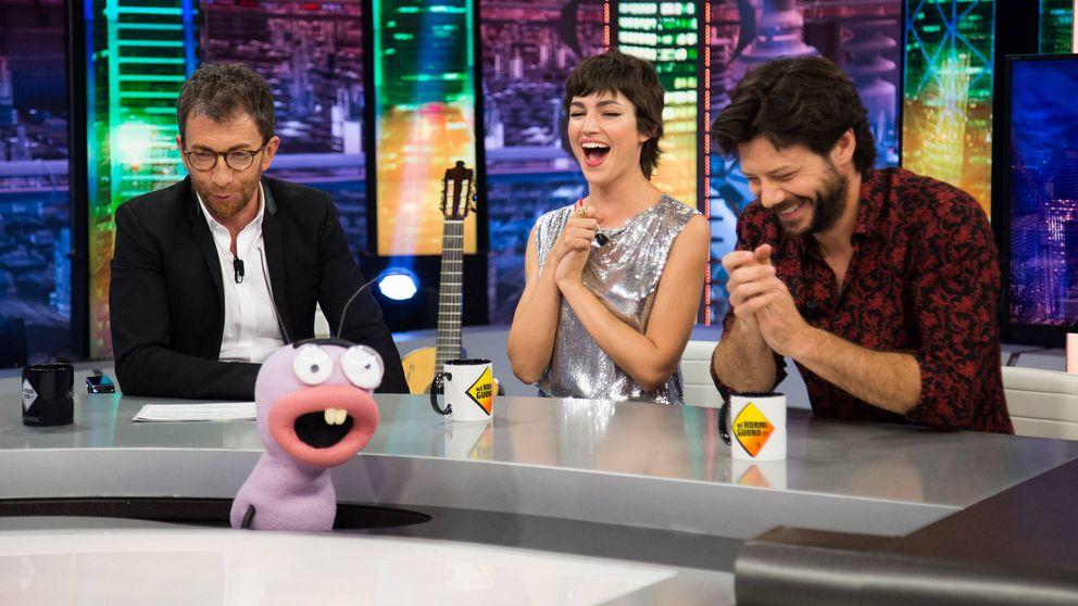 Úrsula Corberó desvela su máxima fobia en el último programa de 'El Hormiguero'