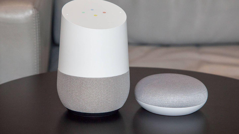 Google Home y Google Home Mini (Foto: Tom's Guide)