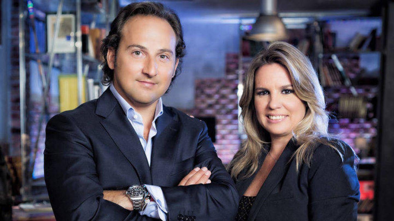 Iker y Carmen, pareja profesional y amorosa. (Cuatro)