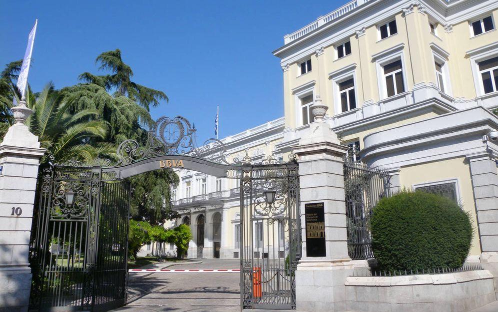 Foto: Edificio de BBVA en Paseo de Recoletos, 10 (Madrid). (Thericote / Wikimedia Commons)