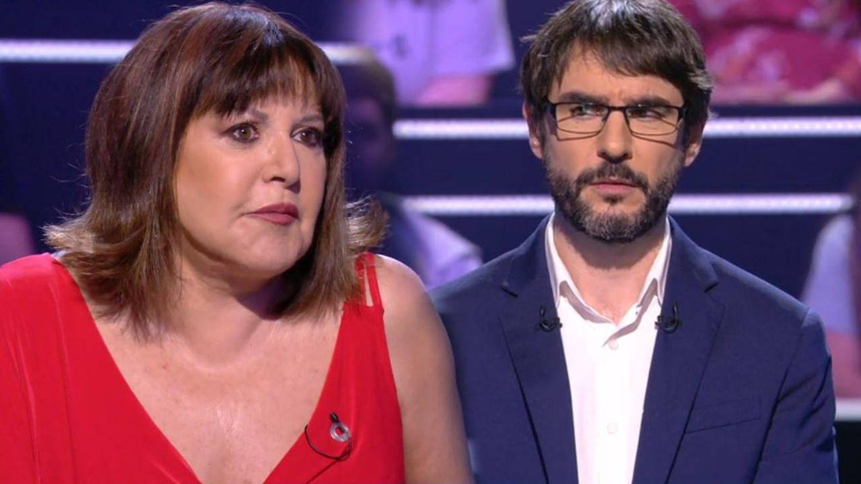 'El millonario': el ardiente comentario de Loles León que ha sonrojado a Juanra Bonet