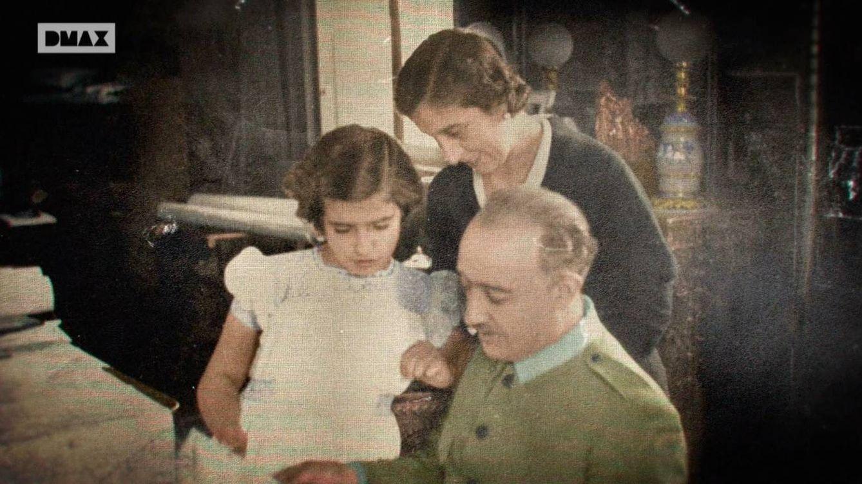 El lado más íntimo de Franco: de sus primeros amores a la huida de su padre