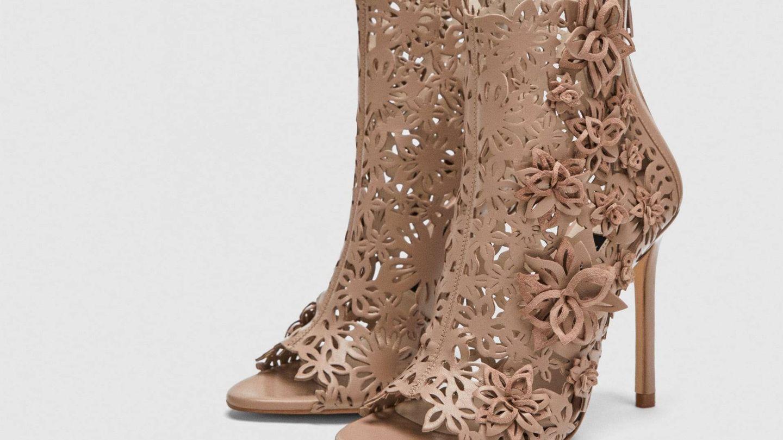 Sandalias de Zara de Cristina Cifuentes.