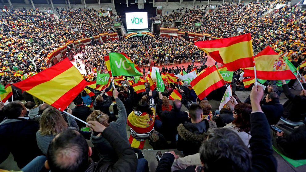 Andalucía (7-8) y Castilla-La Mancha (4), el epicentro del terremoto de Vox