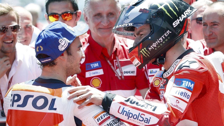 Joan Mir, la mano que mece la cuna en MotoGP de Jorge Lorenzo y Pedrosa