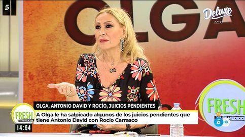 ¿Y dónde está el otro?: Rosa Benito, implacable contra Olga y Antonio David