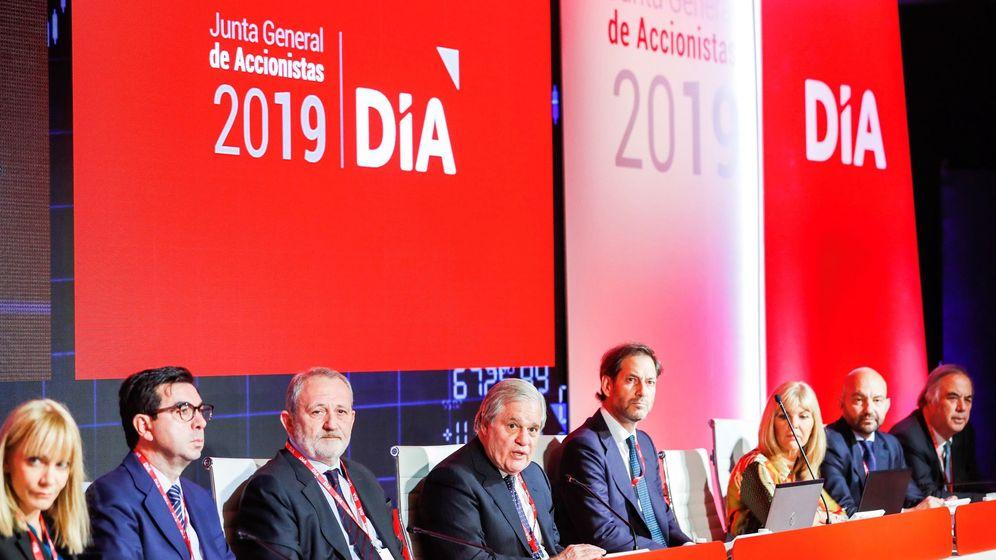 Foto: Junta de accionistas del Grupo DIA.