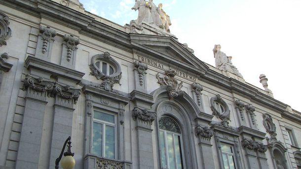 Foto: Sede del Tribunal Supremo de Madrid.