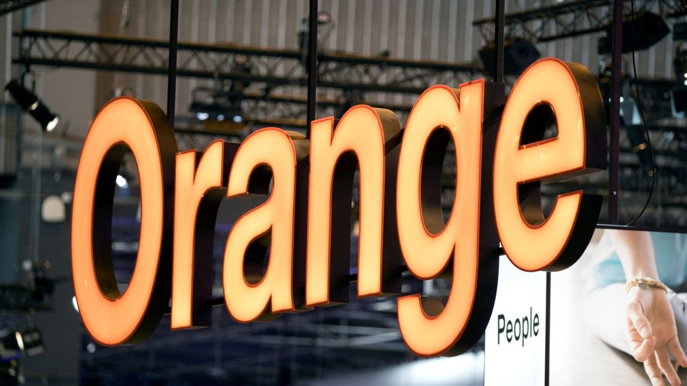 Foto: El logo de Orange. (Reuters)
