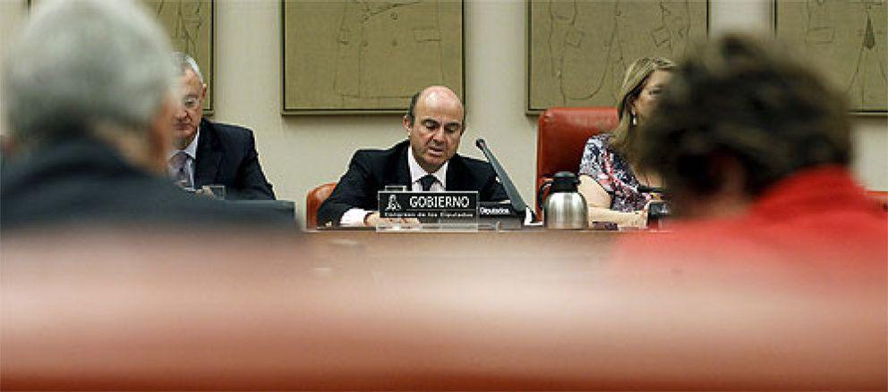 Foto: El Tesoro 'sólo' paga un 14% más por su deuda a corto a pesar de una prima de 630 puntos