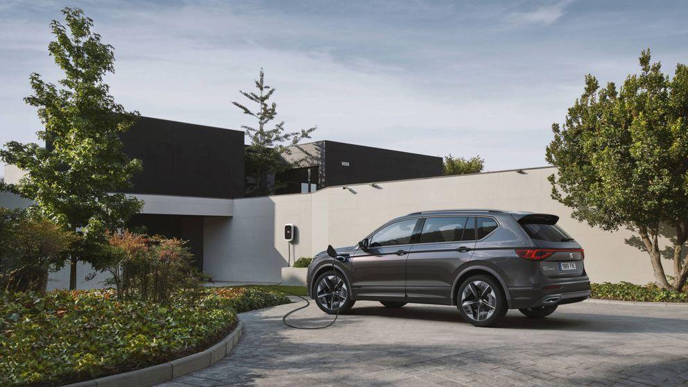 La potencia del Seat Tarraco, el SUV híbrido enchufable con cifras de ventas de récord