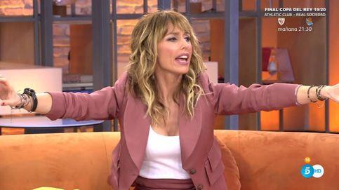 Emma García explota en 'Viva la vida' contra sus colaboradores: Os largáis