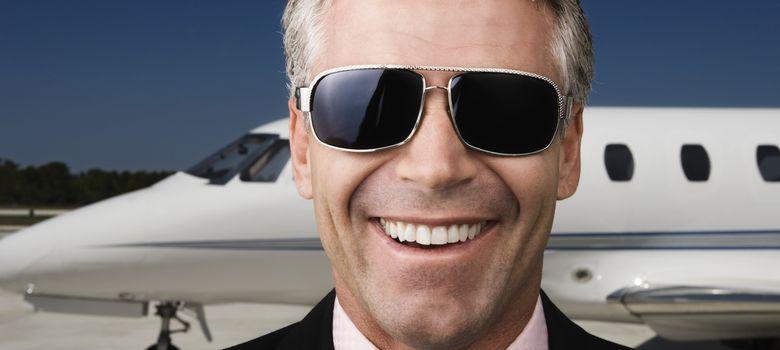 Foto: ¿Una amplia sonrisa? ¿Palabras amables? Cuidado: puede pretender ser tu amigo. (Corbis)