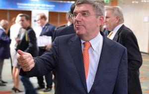 Thomas Bach cumple los pronósticos y es nuevo presidente del COI