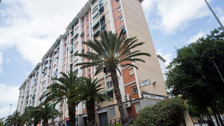 Foto: Un edificio en Cornellà de Llobregat, Barcelona. (EFE)