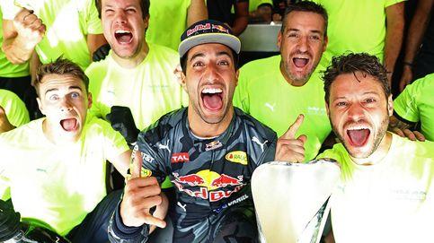 Las payasadas que elevan a Ricciardo como el mayor cachondo mental de F1