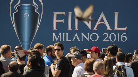 Dos aficiones rumbo a Milán