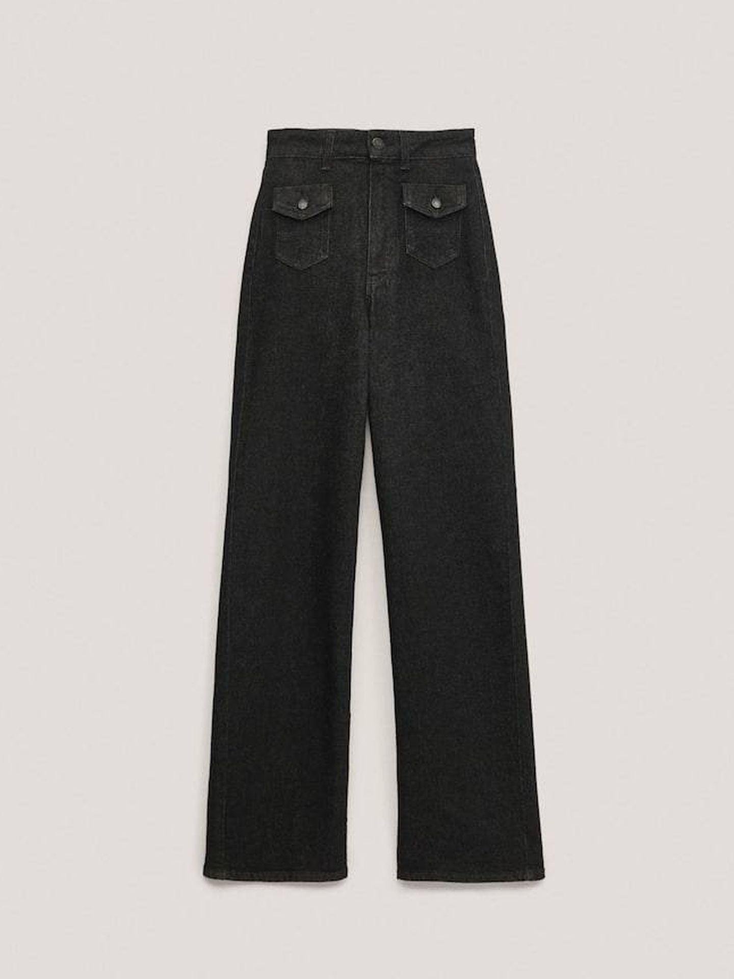 Pantalón vaquero de Massimo Dutti. (Cortesía)