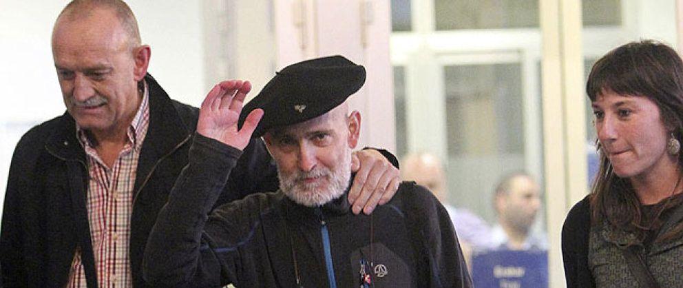 Foto: Bolinaga recibe el alta del hospital Donostia