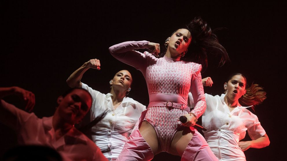 Rosalía estrena nueva imagen: los secretos de su look en el Primavera Sound