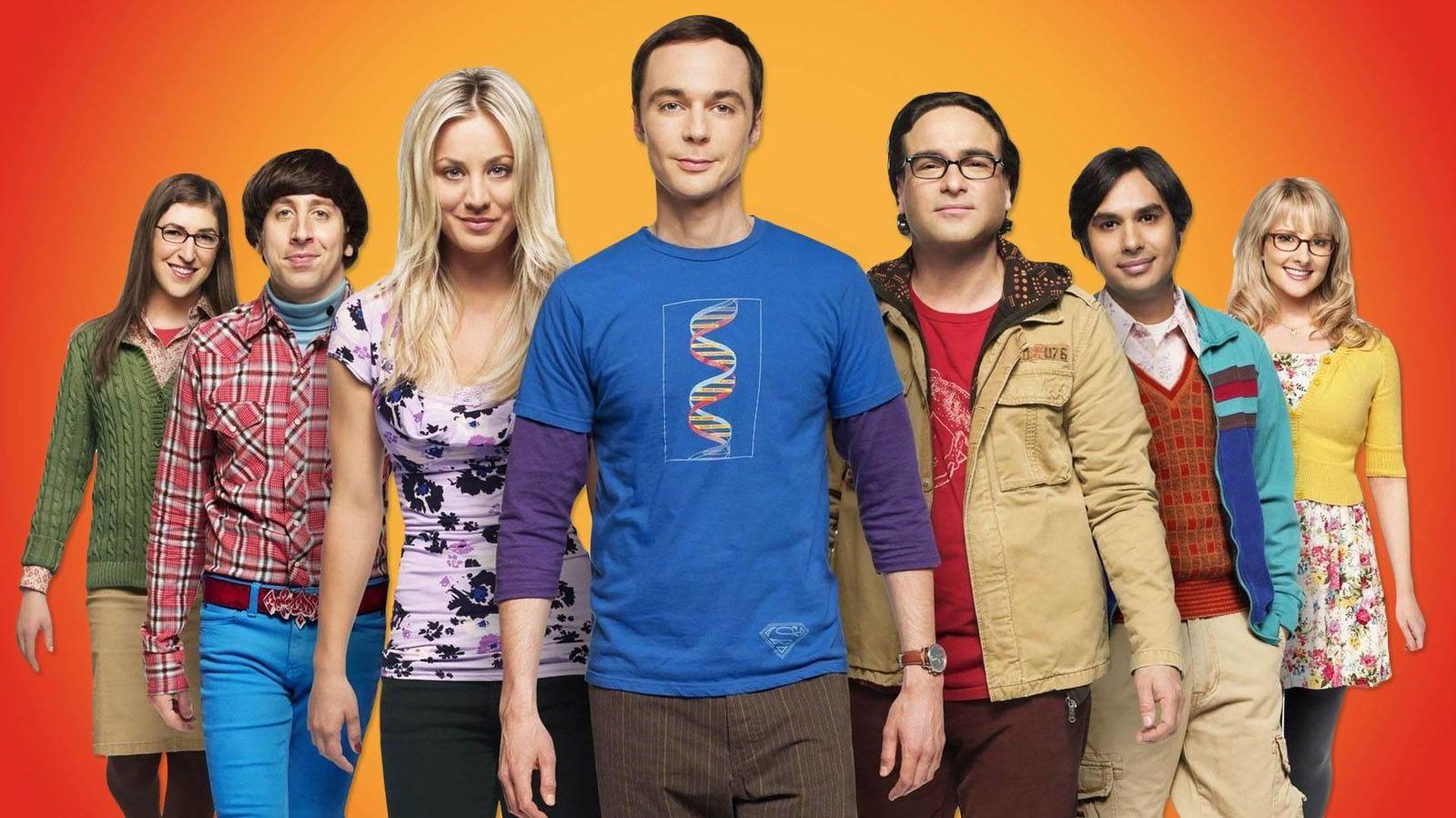 Foto: 'The Big Bang Theory'. (CBS)