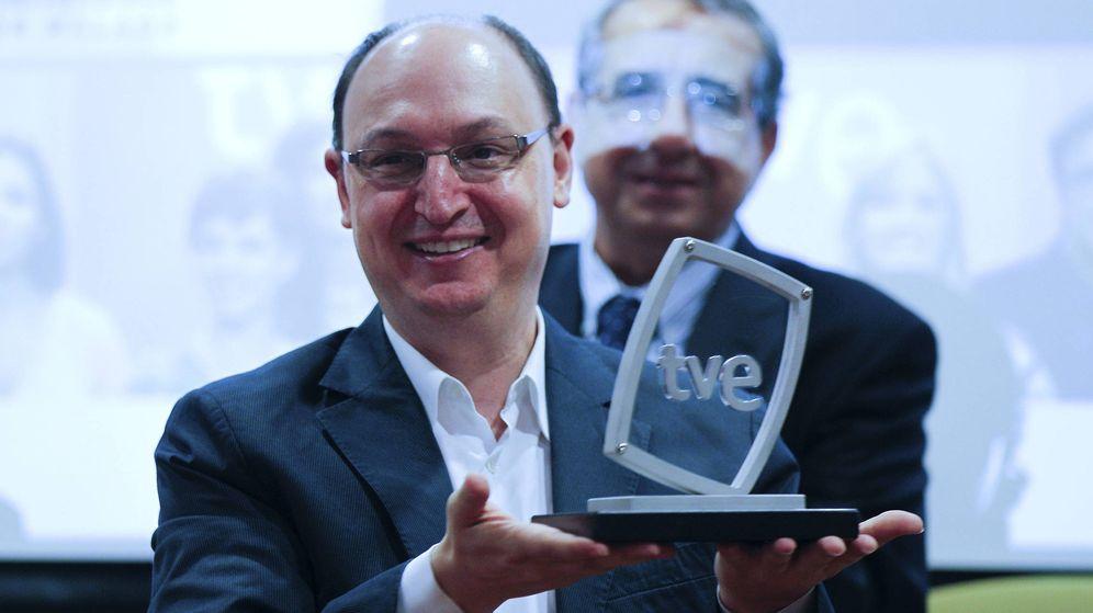 Foto: Fran Llorente, nuevo director de Proyectos y Estrategia de RTVE. (EFE)