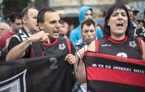 El TAD da la razón al Bilbao Basket y la ACB recurrirá