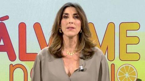 Paz Padilla se arrodilla en 'Sálvame' para lanzar un rotundo mensaje