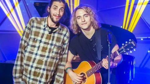 Así suena la canción de Manel Navarro junto a Salvador Sobral, ganador de Eurovisión