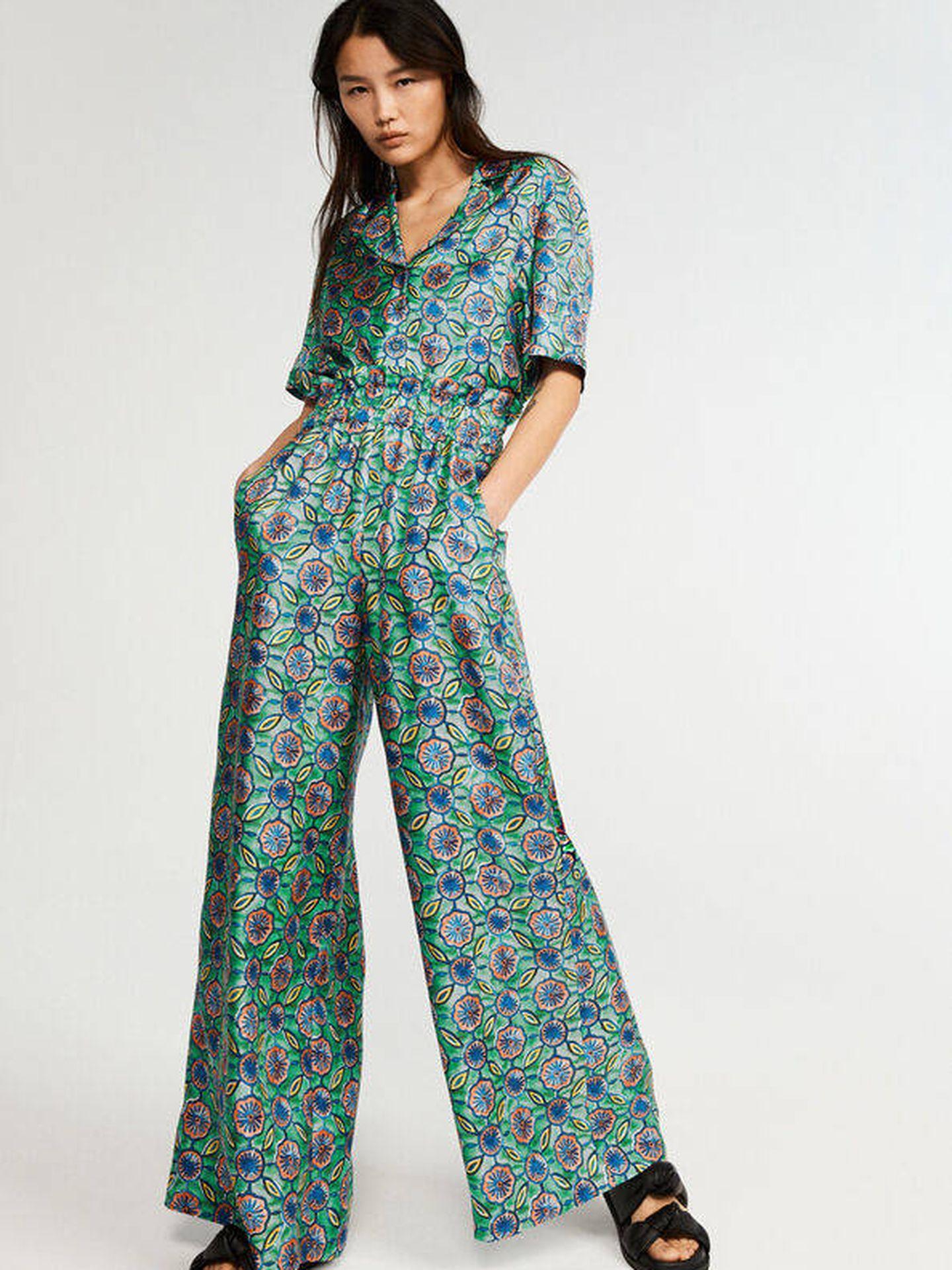 Pantalón de Claudie Pierlot ideal para el verano. (Cortesía)