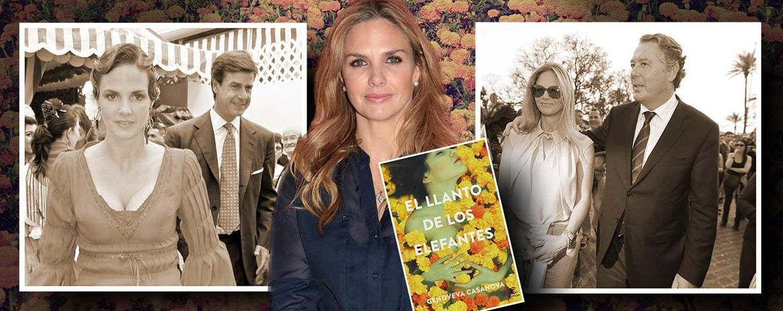 Foto: Destripamos la novela autobiográfica de Genoveva Casanova: Empeñé mi vida por un vestido de lentejuelas