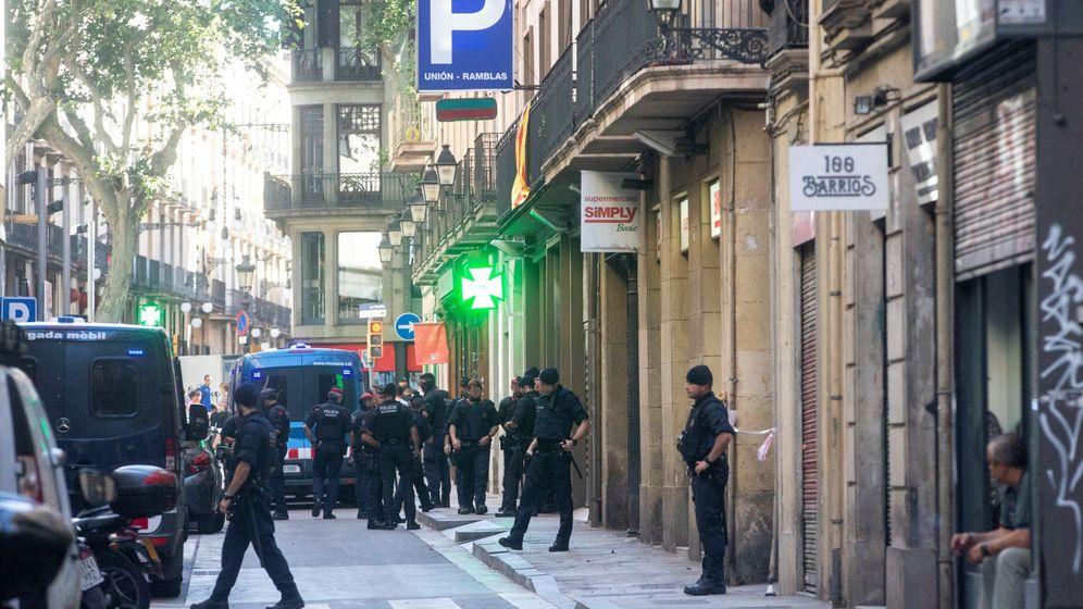 Foto: Muere un hombre apuñalado en una pelea en Barcelona y detienen al presunto autor. (Efe)