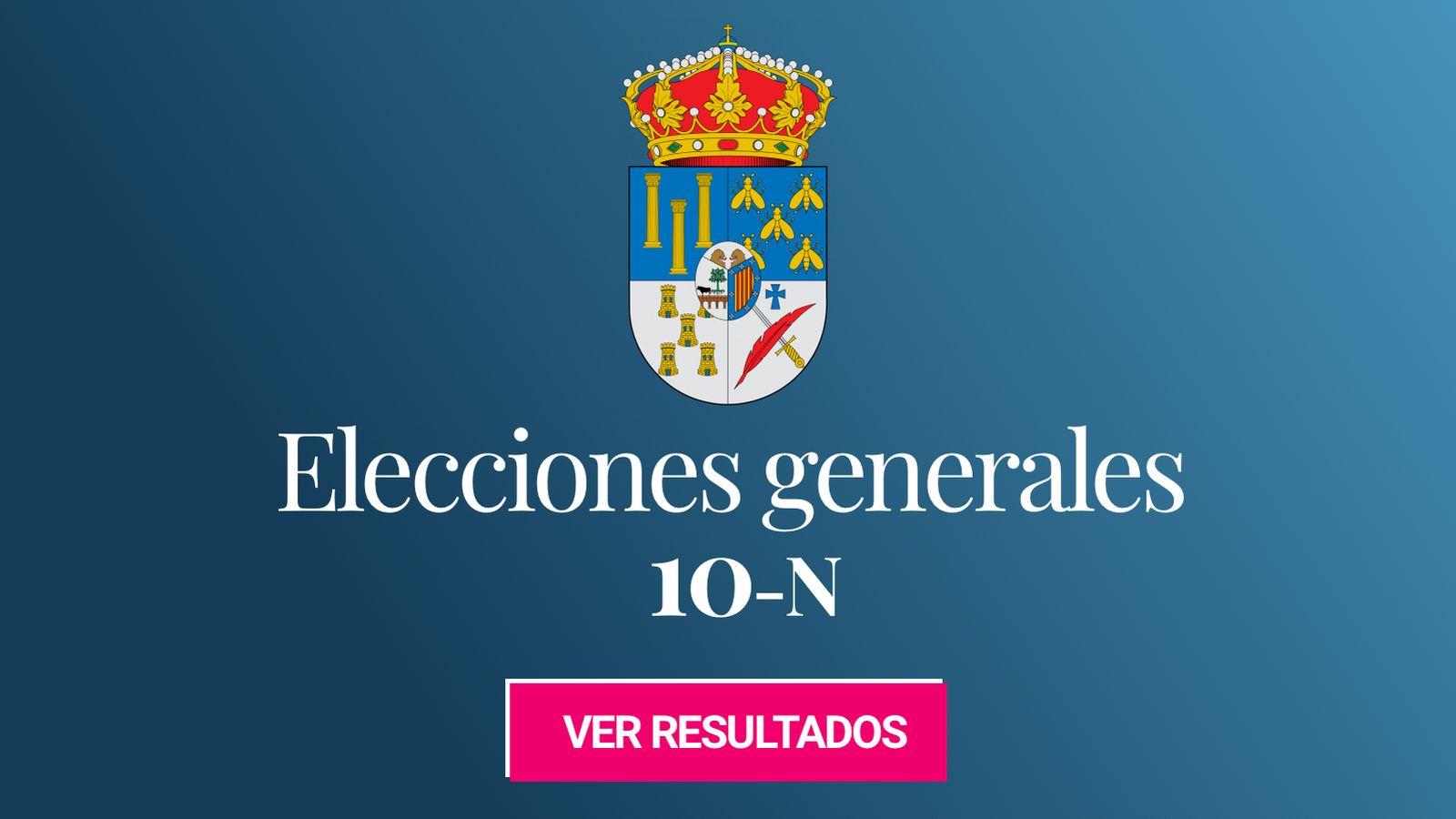 Foto: Elecciones generales 2019 en la provincia de Salamanca. (C.C./HansenBCN)