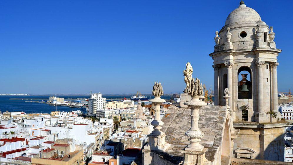 Foto: Vistas de Cádiz. (CC)