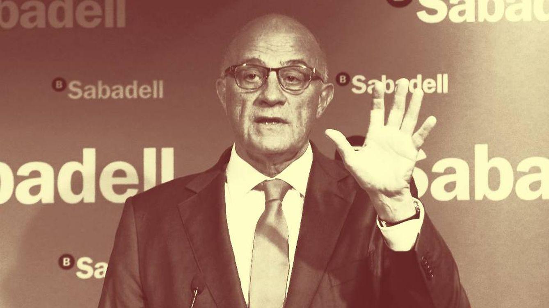 Foto:  Josep Oliu, presidente del Banco de Sabadell. (Reuters)