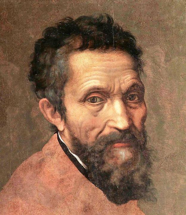 Foto: El rostro del genio. (Wikipedia)