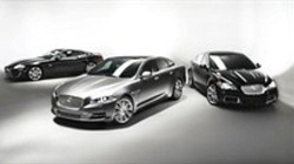 Foto: Jaguar duplica las ventas del modelo XF en España en marzo